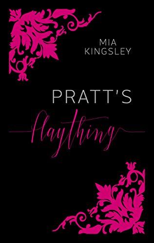 Pratt's Plaything (Bad Boys & Playthings 1)