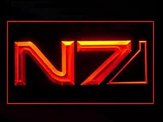 N7 Mass Effect Led Light Sign