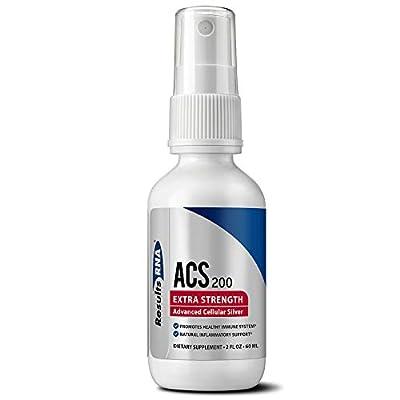 Results RNA ACS 200 Extra Strength