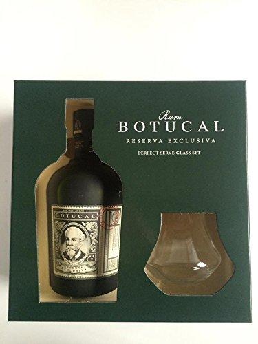 Botucal Reserva Exclusiva Rum GESCHENKVERPACKUNG + 2 Original Tumbler