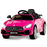 Uenjoy Mercedes Benz Motorized Cars For Kids