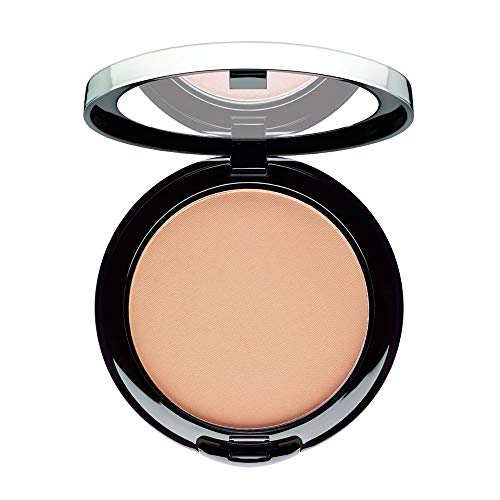 ARTDECO High Definition Compact Powder, Puder Makeup, Nr. 4, natural sand