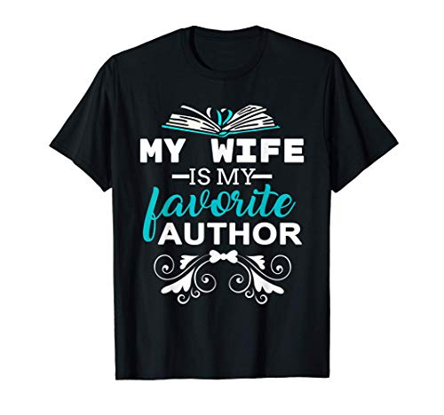 Schreiben & Lesen Bücher Buchleser oder Ehepartner T-Shirt