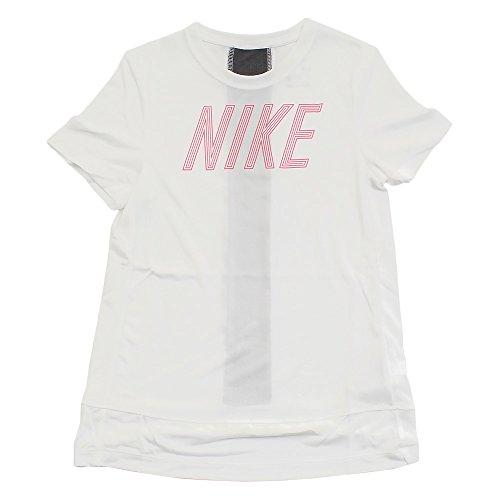 Nike Dri-Fit Maglietta Girocollo Manica Corta Poliestere