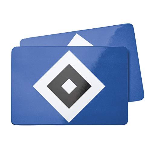 HSV Hamburger SV Frühstücksbrettchen