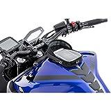 QBag Tankrucksack Motorrad Magnet Tanktasche Motorrad Tanktasche 14 Magnet für Smartphone/Navi,...