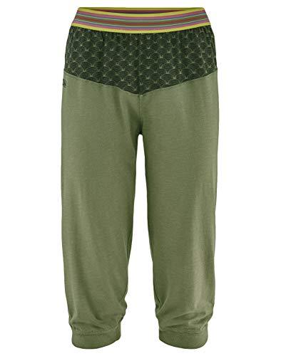 Red Chilli Pantalon 3/4 Wo Unra II, Alga Green, Taille L