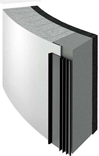Thermoflux Hygiene Kombispeicher 1500 HYGTKB-R 1 Wärmetauscher (Neodul Vliesisolierung Effizienzklasse B für 1500 Liter)