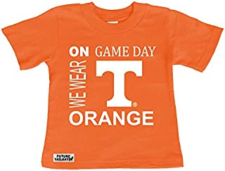 Future Tailgater Tennessee Volunteers On Game Day Baby/Toddler T-Shirt