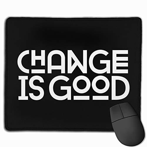 Verandering is goed. Gaming Muis Mat Grootte 25x30cm Bureau Toetsenbord Mat Grote Muis Pad Voor Computer Desktop PC Laptop