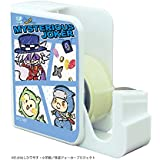 キャラテープカッター「怪盗ジョーカー」01/ジョーカー&ハチ&ホッシー(グラフアート)
