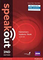 Speakout (2E) Elementary Course Book with DVD-ROM