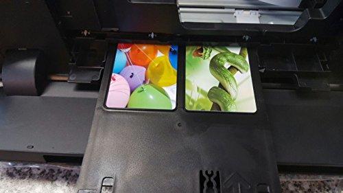 IRP340 - PVC Kartendrucker für Schülerausweise oder Kundenkarten BZW. Mitarbeiterausweise usw. von Dr. Inkjet