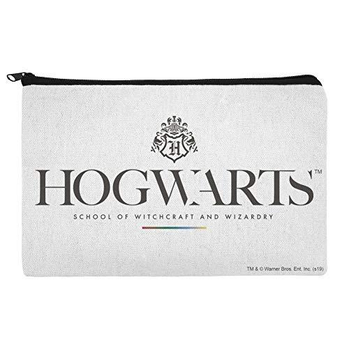 Harry Potter Hogwarts Kosmetiktasche mit modernem Logo