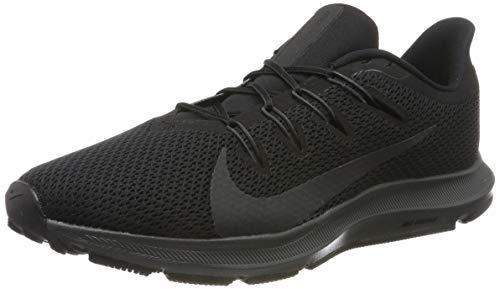 Nike Quest 2 Running Shoe - Men's (9, Black)