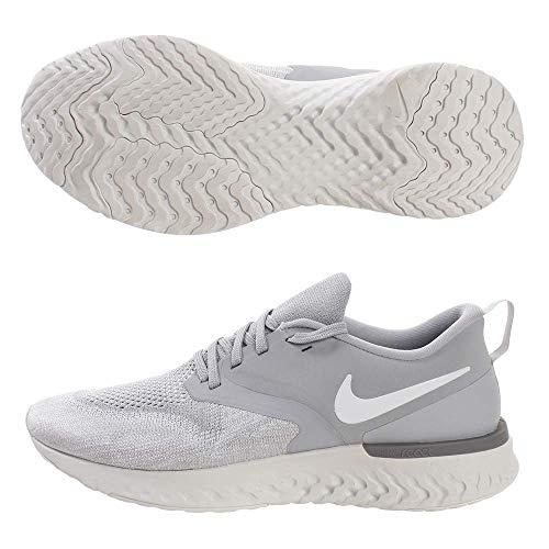 Nike Odyssey React 2 Fly Knit caña baja con cordones para correr
