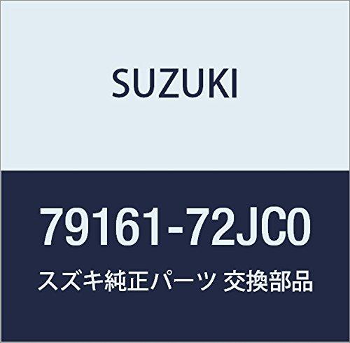SUZUKI (スズキ) 純正部品 プラカード タイヤインフォメーション アルト(セダン・バン・ハッスル) 品番79161-72JC0