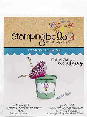 Stamping Bella Frischhalte-Stempel Little Bits Feenhaus