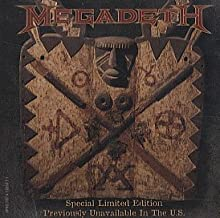 Megadeath - Special Limited Edition - Previously Unavailable In The U.S.