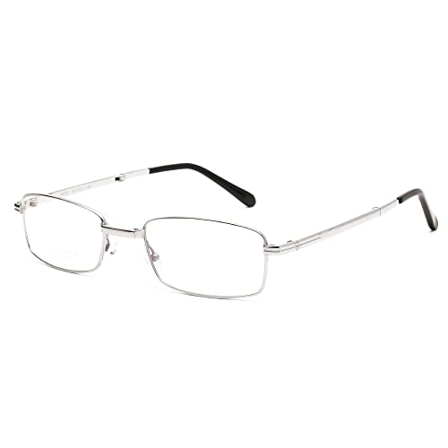 a4992babbe Langford Foldable Eyewear Glasses Pure titanium 54mm Clear Lens For Men