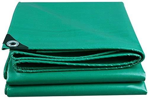 WZX Bâche Ignifuge Tissu imperméable Ignifuge crème Solaire épaississement bâche Tissu Anti-Pluie Abat-Jour Tissu extérieur (520G / M2)