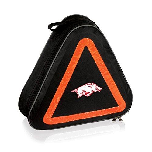 PICNIC TIME NCAA Arkansas Razorbacks Notfall-Set am Straßenrand