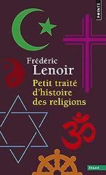 livre Petit traité d'histoire des religions