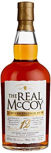 The Real McCoy 12 Jahren  Alt Limited Edition Madeira Cask Rum (1x700ml)