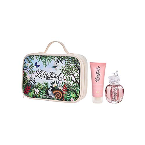 Lolita Lempicka Lolitaland Eau De Perfume Spray 40ml Set 2 Pieces 2019367137