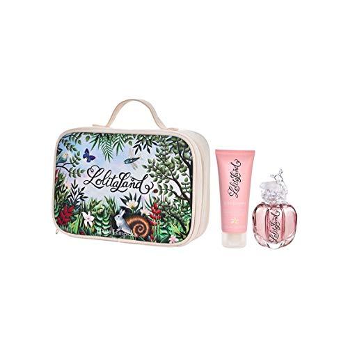 Lolita Lempicka Lolitaland 40ml Spray + Loción Corporal 75ml + Neceser (3760269848399)