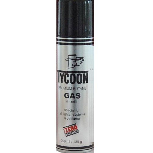 Tycoon Premium Spezialgas für Jetflamme - Feuerzeuge