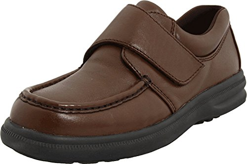 Hush Puppies mens Gil loafers shoes, Tan Leather, 13 X-Wide US -  018471870855