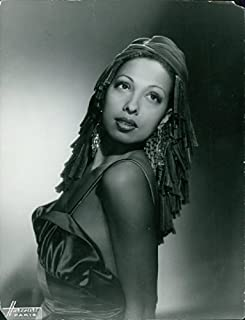 Josephine Baker African American Photo and Photogrpahs