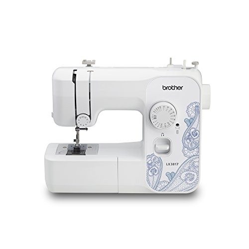Brother Intl LX3817 Lightweight and Full-Size Sewing Machine