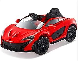 McLaren Electric Kids Ride on Car,Red