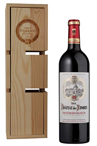 Famille Helfrich - Vieux Château des Combes - Vin Rouge Saint Emilion Grand Cru - 1 x 75cl