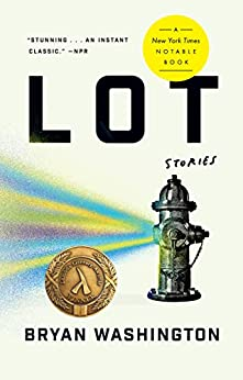 Lot: Stories by [Bryan Washington]