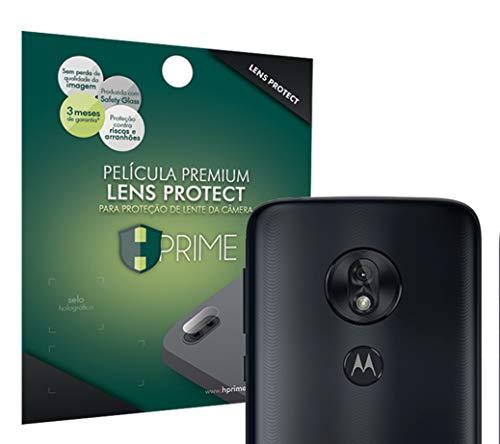 Pelicula para Camera LensProtect para Motorola Moto X4, HPrime, Película Protetora de Tela para Celular, Transparente
