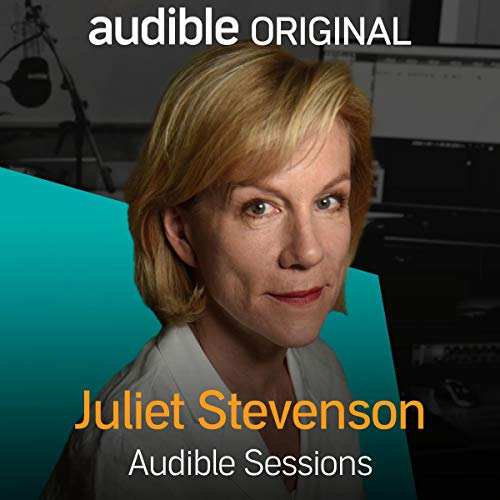 Juliet Stevenson cover art