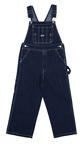 Key Industries - Kinder-Latzhose - Stone washed Age 4-18 Denim Dungarees Overall