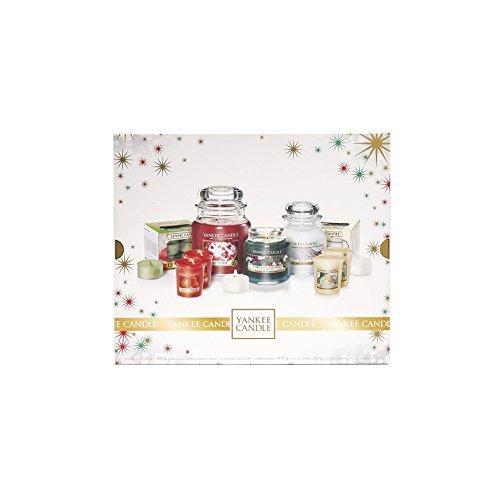Yankee Candle Duftkerze Christmas Bundle Geschenkset, mehrfarbig, 27,7x 32,8x 10,6cm
