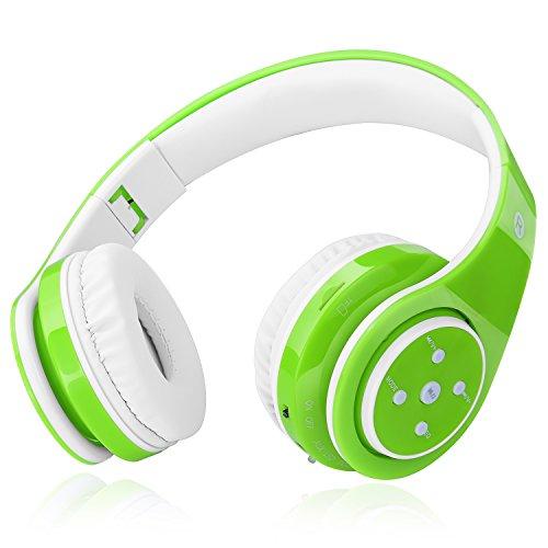 Kids Headphones Bluetooth Wireless 85db Volume Limited Childrens Headset