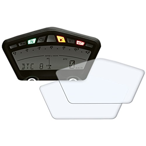 Ducati Streetfighter (all models) Protecteur d'écran Dashboard/Instrument Cluster - Ultra Clear