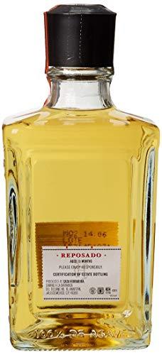 Tequila Herradura Reposado - 100% Agave - 40% Vol. (1 x 0.7 l)/11 Monate Fassreife/Amerikanische Weißeiche - 2