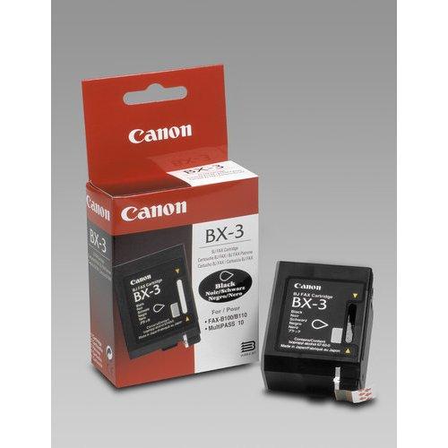 Canon Tintenpatrone BX-3 schwarz