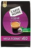 Carte Noire Café Corsé N°7 - 60 dosettes compatibles Senseo®*