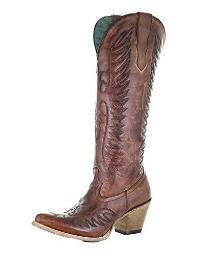 Corral Boots E1570 Cognac 7 B (M)