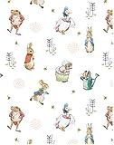 Visage Textiles Beatrix Potter - Peter Hase Stoff - Figuren