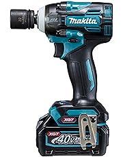 マキタ(Makita) 40Vmax充電式インパクトレンチ 2.5Ah バッテリ2本・充電器・ケース付 TW00