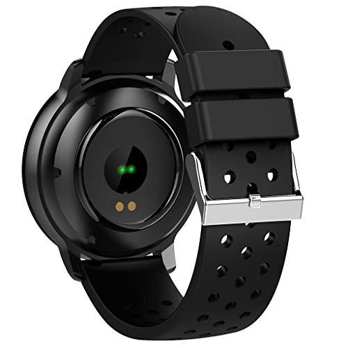 Uhr,G6 Smartwatch Intelligente Armbanduhr Fitness Tracker Armband Tracker,Wasserdicht mit Pulsmesser Farbbildschirm Aktivitätstracker Pulsuhren Uhr Smart Watch Fitness Uhr für Damen Herren